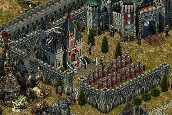 Картинки битва замков